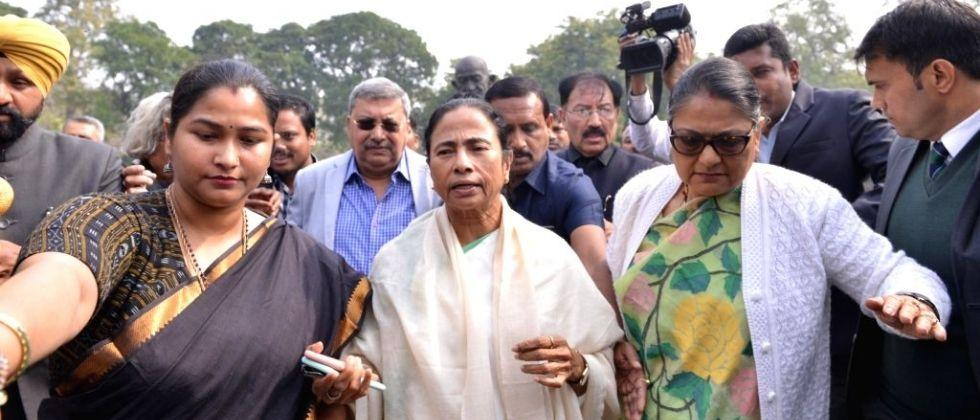 mamata banerjee appointed tmc party leader in parliament