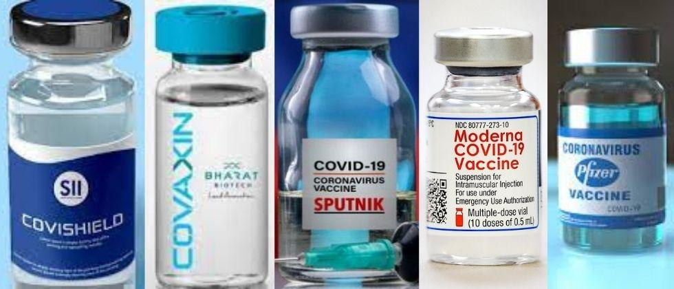 Prices of foreign vaccines are huge than covishield and covaxin