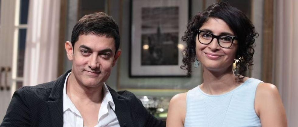 acto aamir khan and kiran rao announce diovorce after 15 years of marriage