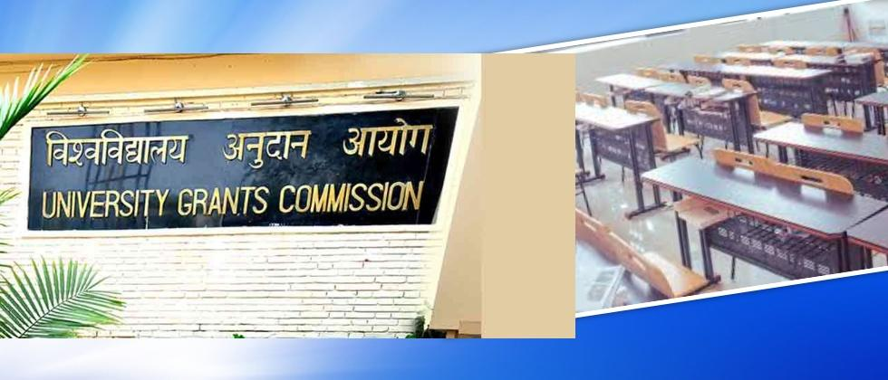 Start Classrooms from 1st November UGC Tells States