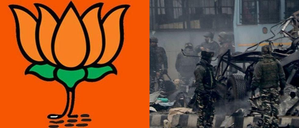 pulwama attack will be main issue of bjp in bihar and west bengal elections