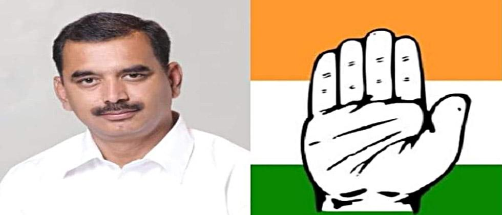 Ranjitsingh Deshmukh elected to the Congress state level election committee