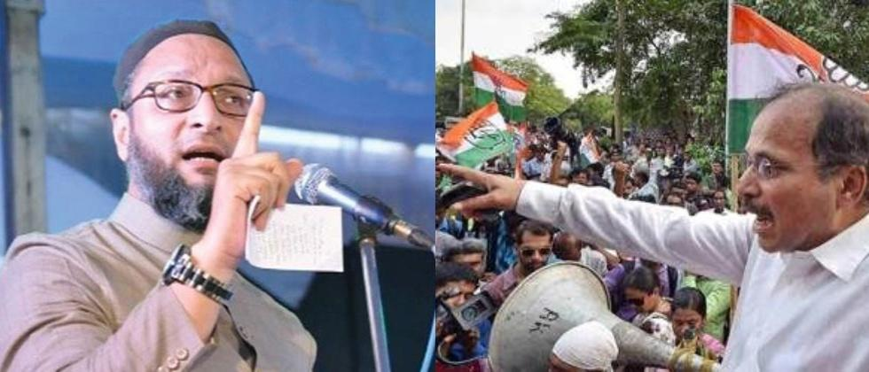 All secular parties should be alert about vote cutter Owaisi Sahab says Congress