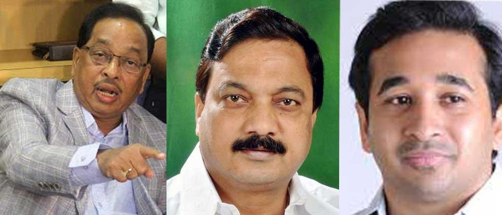 Despite being in power, Nitesh Rane's father has not been able to build an airport in 15 years
