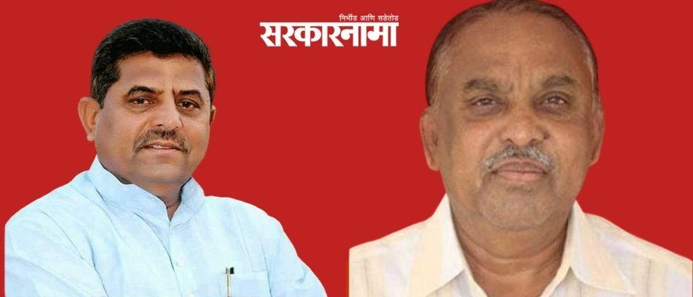 The group opposed to Satish Kakade will get the Sarpanch post of Nimbut for the first time :