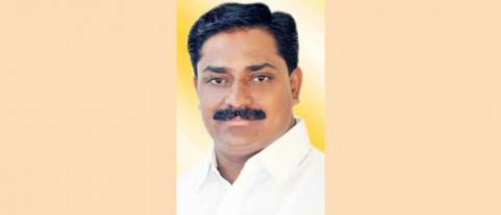 Congress MLA Sangram Thopte infected with corona