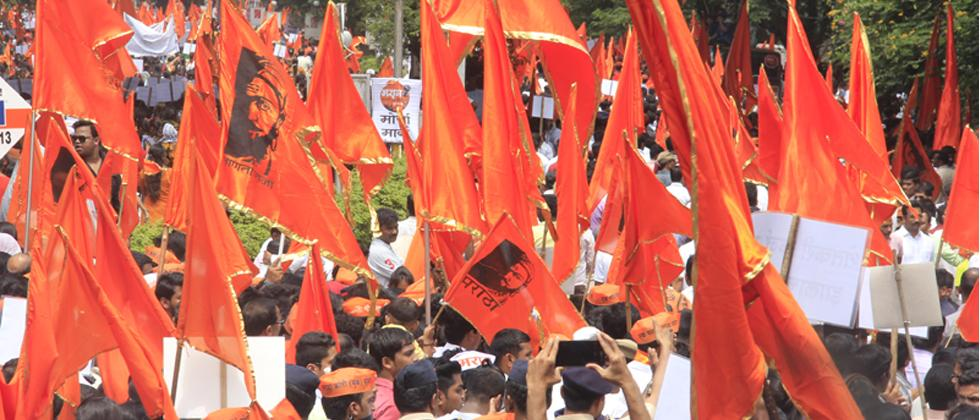 chief minister uddhav thackeray called all party meet to discuss maratha resrevation