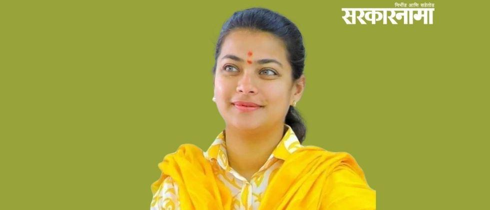 Praniti Shinde's challenge to BJP over another pipeline from Ujani dam