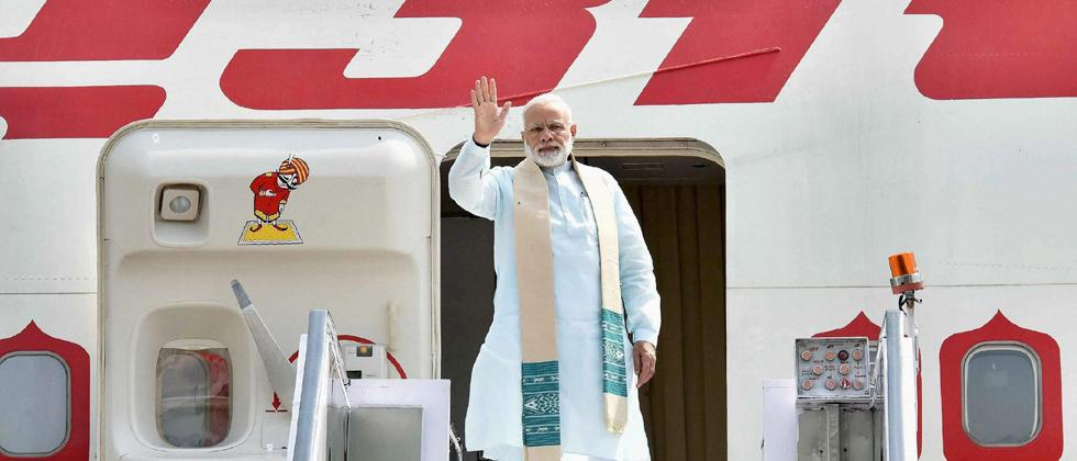 pm narendra modi is on ahmedabad pune hyderabad tour today