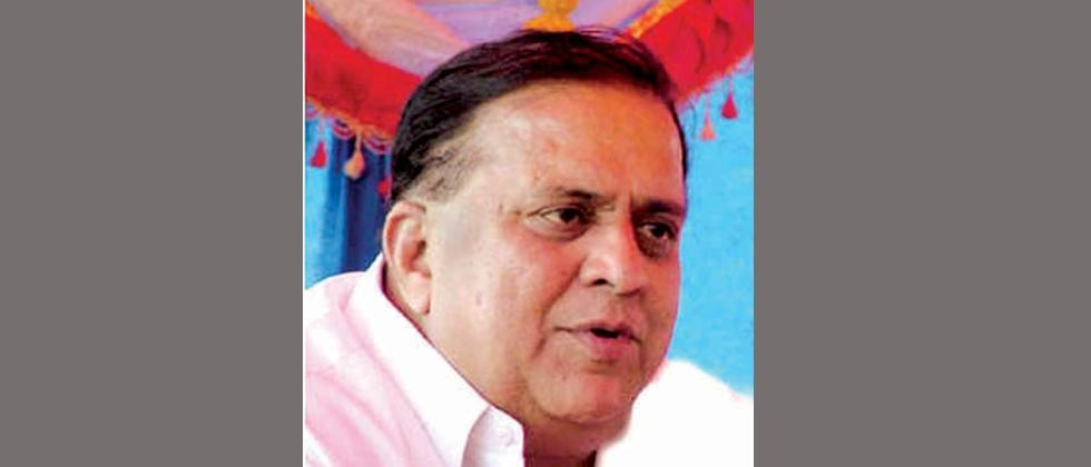 BJP instigating Aghadi Workers Allege Hassan Musriff
