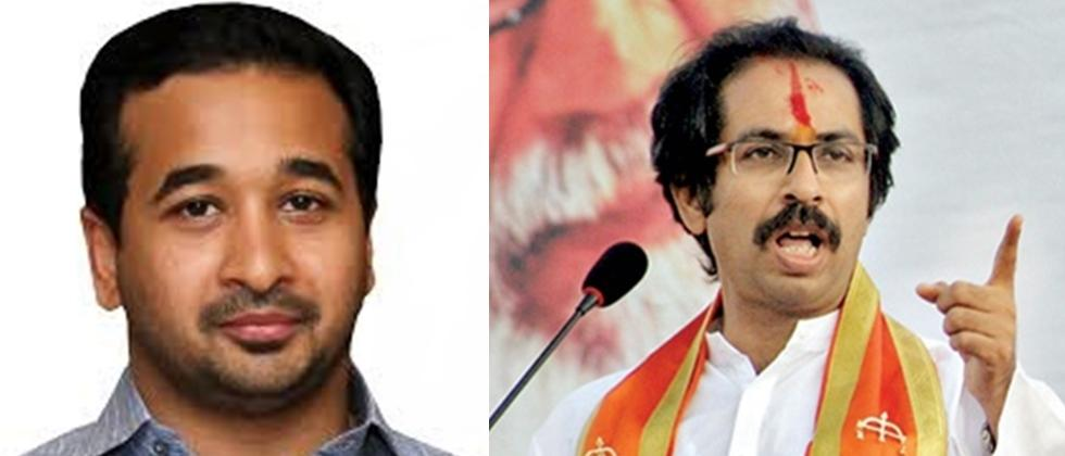 Nitesh Rane's letter to Mumbai Commissioner on the death of Corona patient