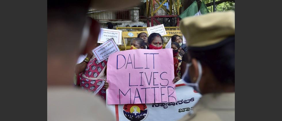 Dalit man forced to drink urine in Lalitpur district of Uttar Pradesh