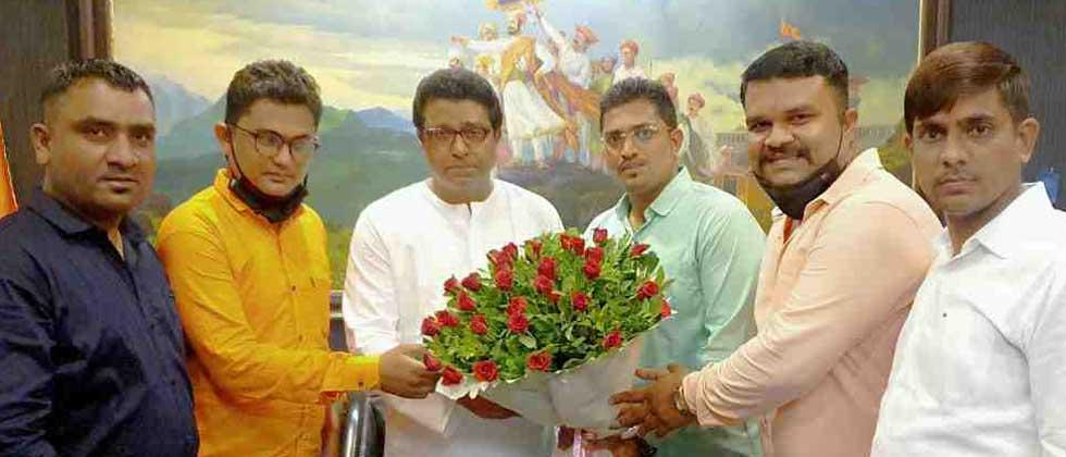 There was no trouble in jail? Question from Raj Thackeray