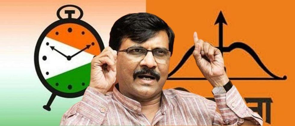 It will create wonder if Shivsena and NCP have allaince in election says Sanjay Raut