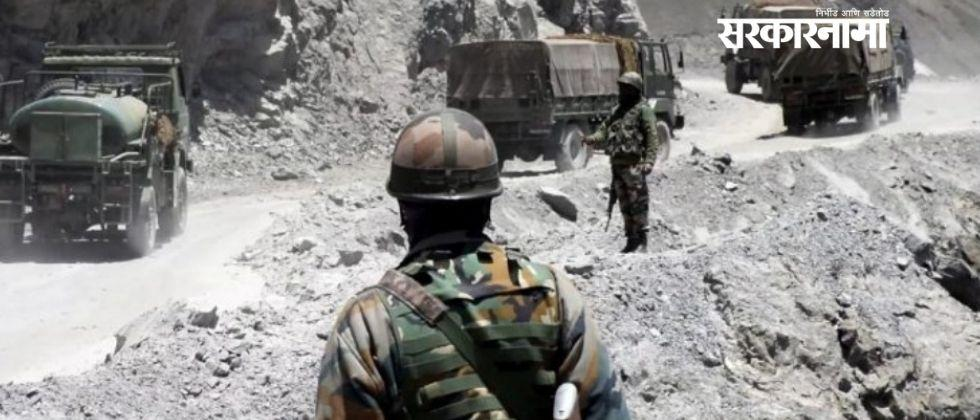 skirmish between india and china army in sikkim is similar to galwan valley clash