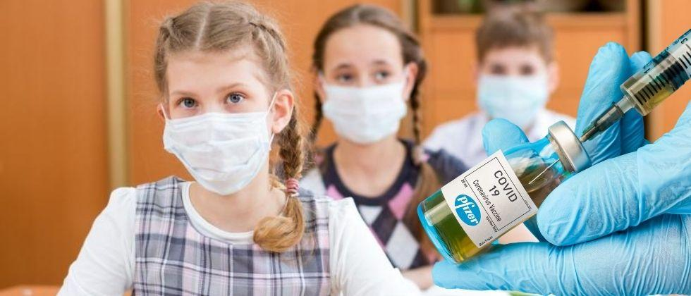 US approves covid vaccine pfizer shot fo kids above 12 years