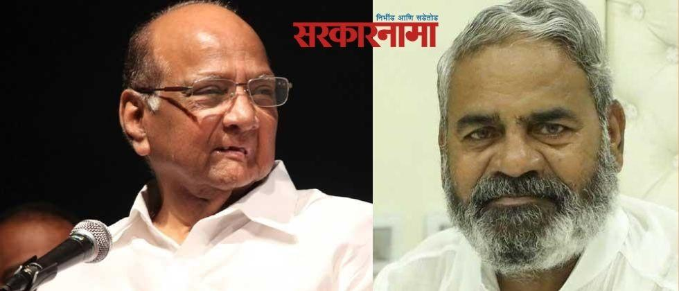 Pawar should not know that airport in Khed is not technically possible : Adhalrao