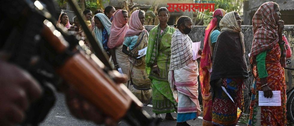 some incidents of violence reported in west bengal assembly election first phase