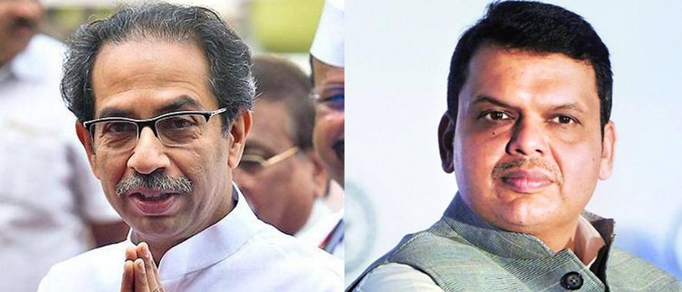 The alliance was mentioned by the Chief Minister; But Devendra Fadnavis avoided :