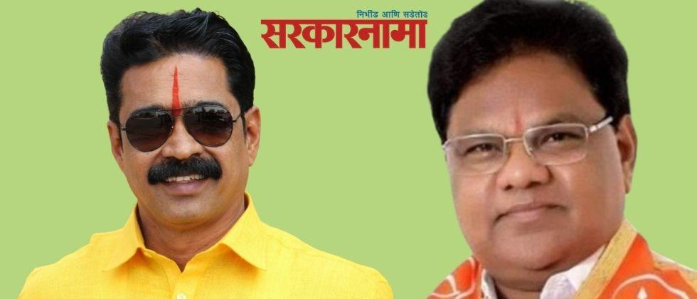 Shiv Sena's Solapur district chief Purushottam Barde wrote a letter to the Chief Minister