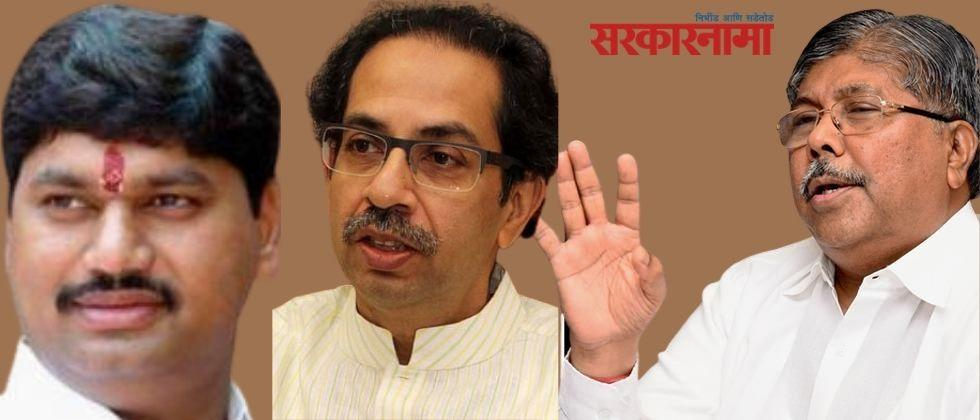 Chief Minister Thackeray should have taken a decision regarding Dhananjay Munde: Chandrakant Patil