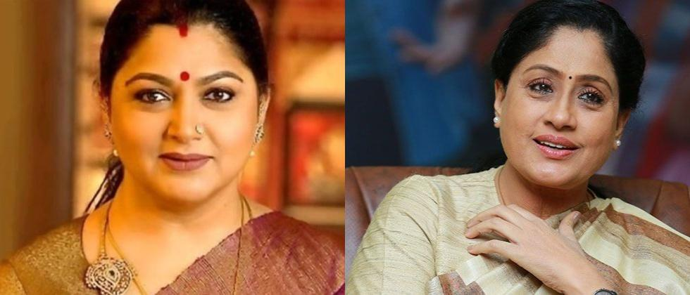 after resigning congress actress vijayashanti will join bjp tomorrow