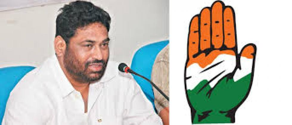 Minister Nitin Raut welcome costs party worker for Rs 55 thousand