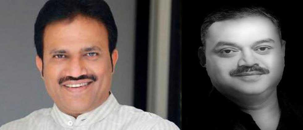 Who exactly is a traitor ?: To whom did Shashikant Shinde and Narendra Patil address?