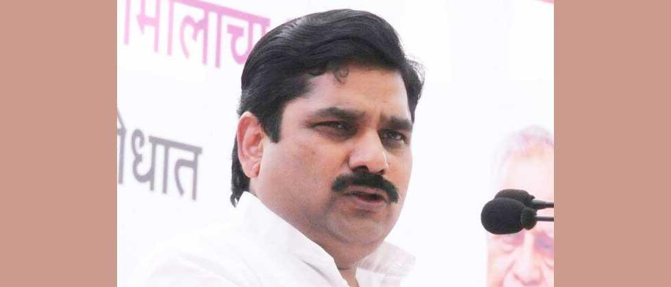 kolhapur guardian minister issue