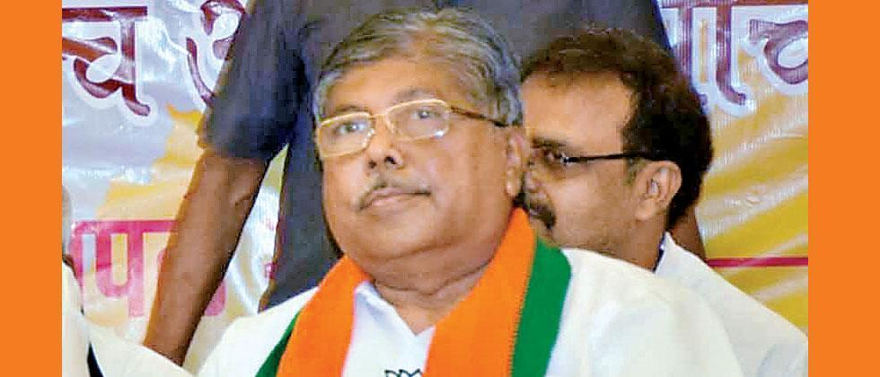 Chandrakant Patil criticizes Mahavikas Aghadi government