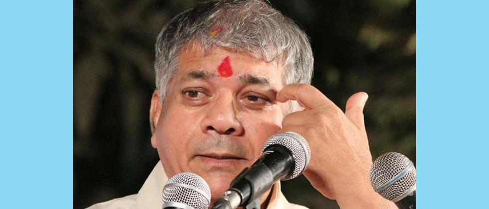 Presidential rule to be implemented in the state before December: Prakash Ambedkar