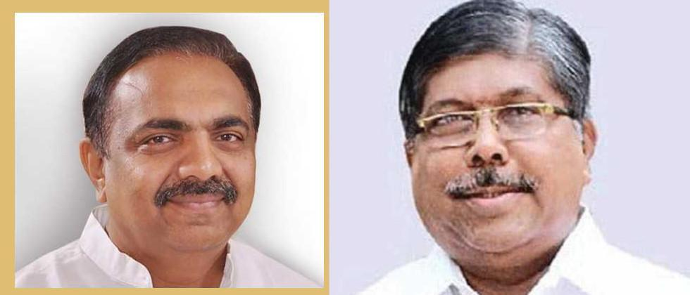 The real battle in the Pune graduate constituency will be between Jayant Patil and Chandrakant Patil