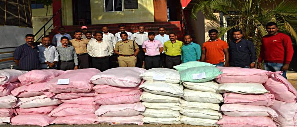 Police crackdown on gutkha in Satara; Ten lakh items confiscated