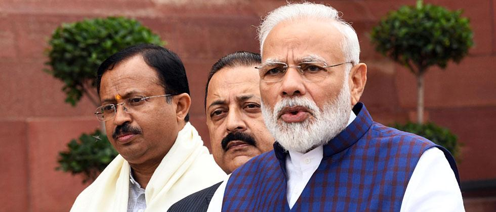 modi government prepared for passage of agriculture bills in rajya sabha