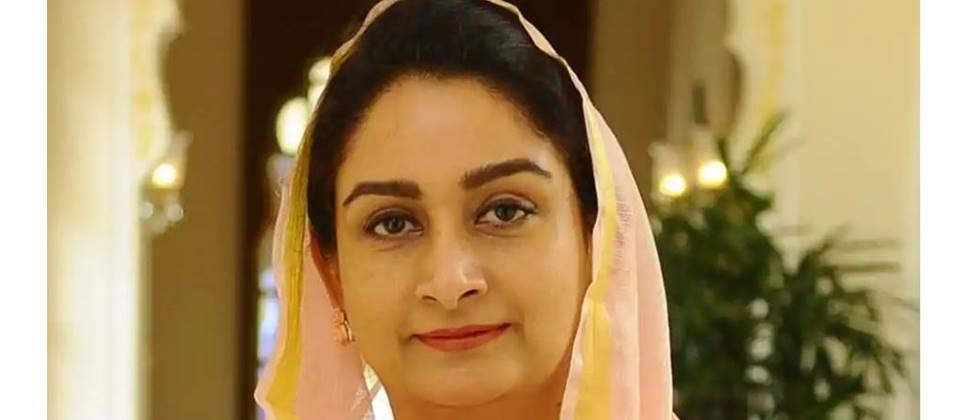 harsimrat kaur said I did not gain anything from my resignation I have only lost