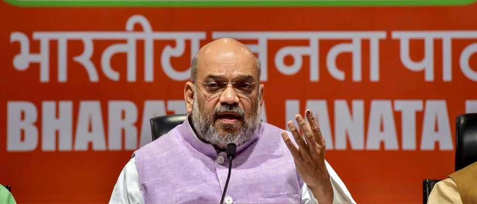 Home Minister Amit Shah Tested Corona Positive