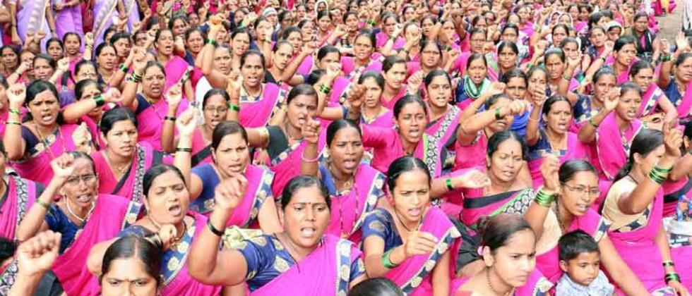 prakash reddy writes to cm about asha workers in maharashtraprakash reddy writes to cm about asha workers in maharashtra