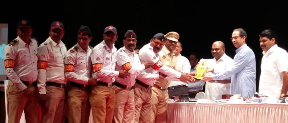 CM Uddhav Thackeray Aplauded Traffic Police Work