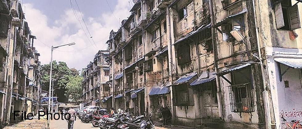 Mumbai BIT Chawls Facing Corona Threat