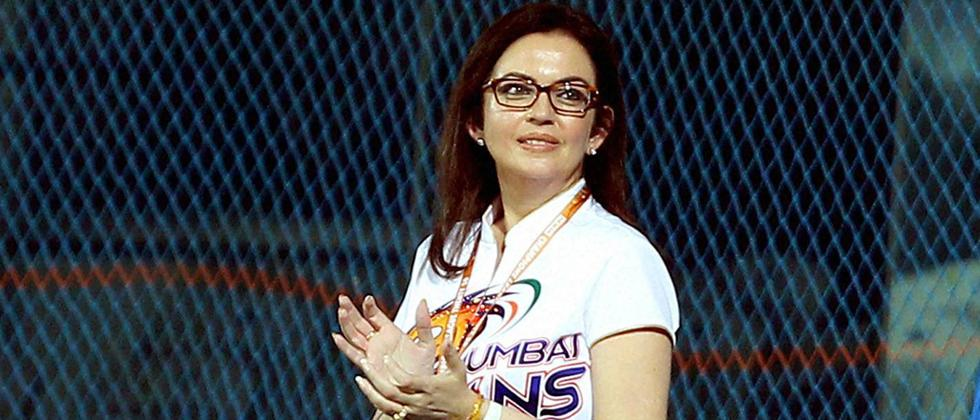 Neeta Ambani Named in Generous Persons list by American Magazine