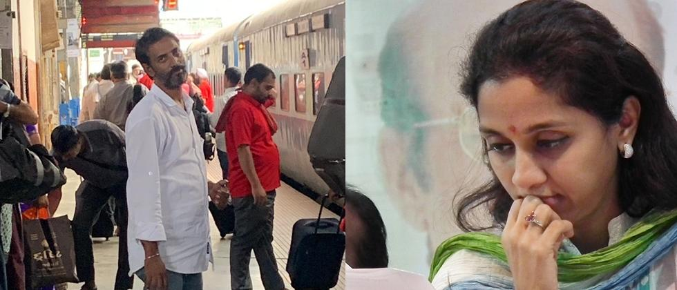 Railway Ministry to Take Action Against Taxi Driver who misbehaved with Supriya Sule