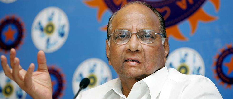 Central Government not serious about Maharashtra Say Sharad Pawar