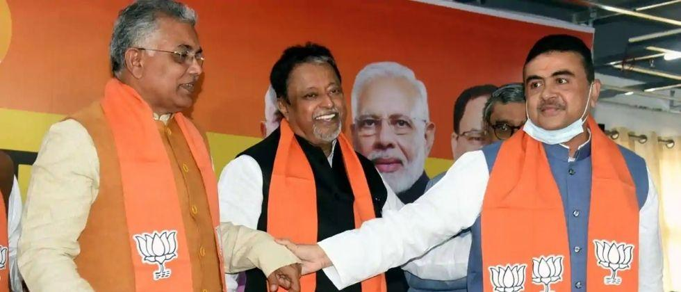 mukul roy appointed as pac head in west bengal assembly