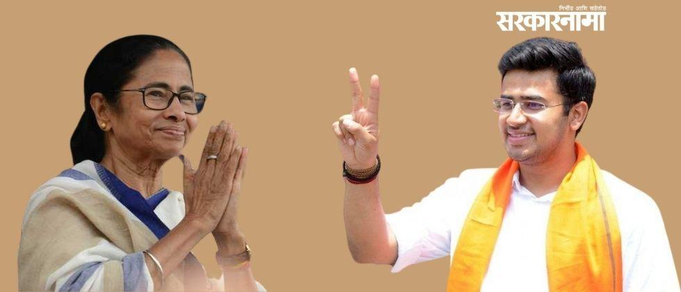 in west bengal bjp chief minister on 3 may says tejasvi surya