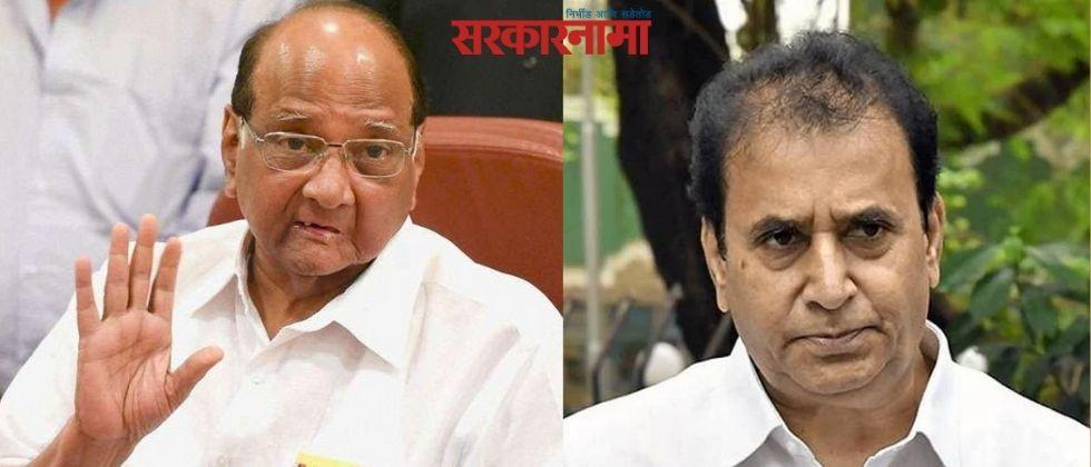Chief Minister to decide about anil Deshmukh says sharad pawar
