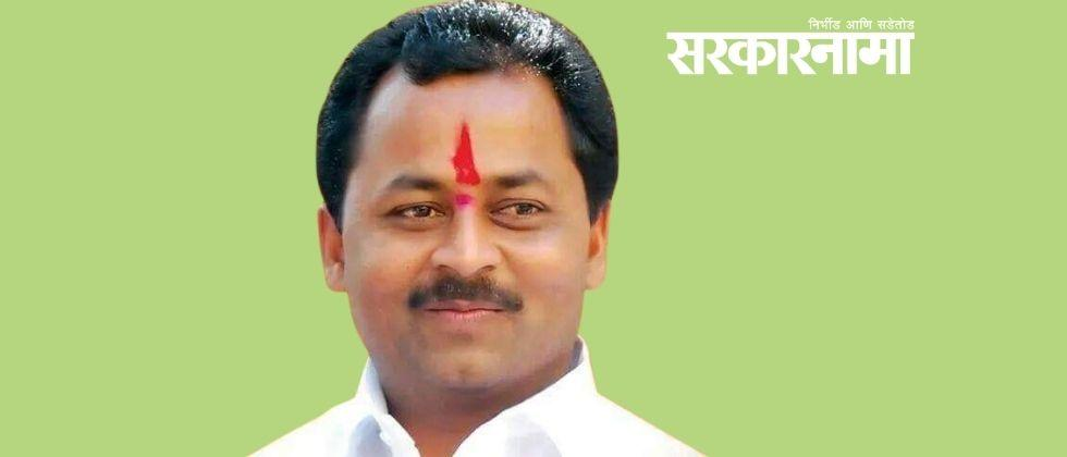 Osmanabad's MLA and MP Are the only for seeking votes? : MLA Rajendra Raut
