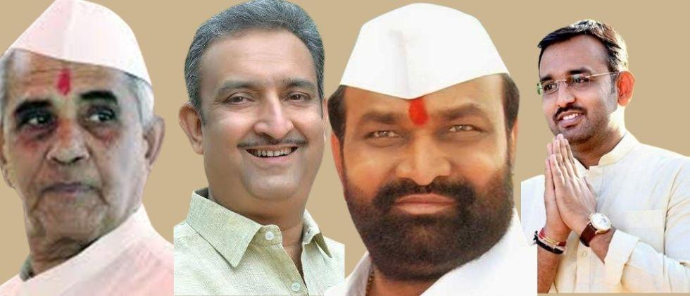 MLA Prashant Paricharak avenged the defeat of Kaka Sudhakar Pant Paricharak