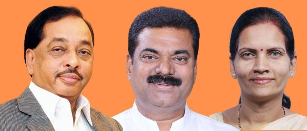 narayan rane kapil patil and bharti pawar may be inducted in union cabinet