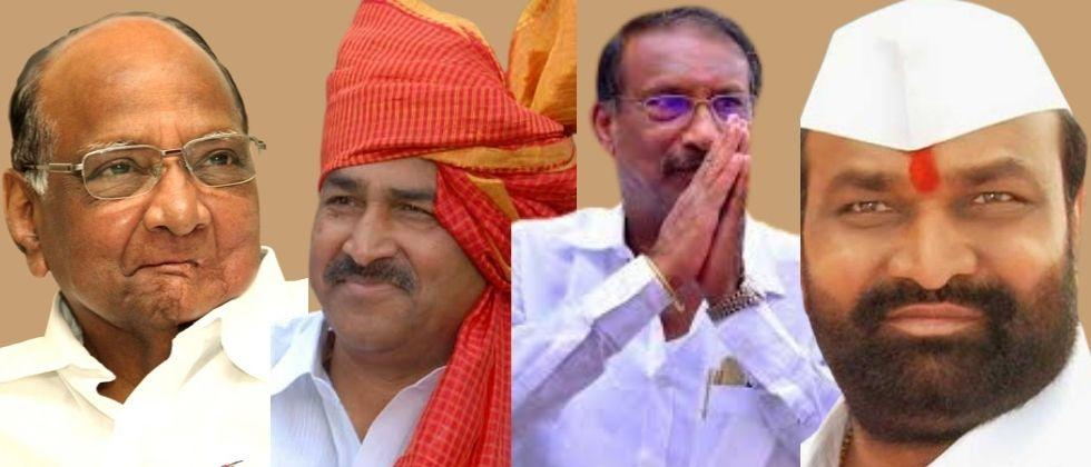 Solapur district, which has given four MLAs to NCP, is deprived of ministerial posts