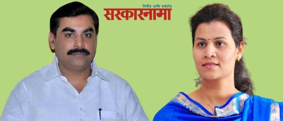 Dispute in Bagal-Jagtap group over appointment of secretary of Karmala market committee